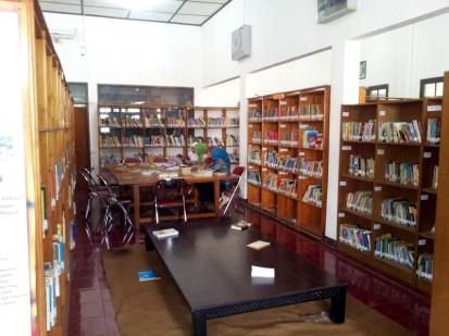 pengguna perpustakaan